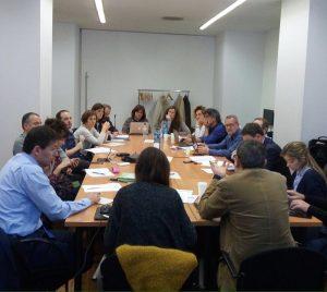 Al Grup de treball de models de col·laboració pública i privada analitzem la nova Llei de Serveis a les persones