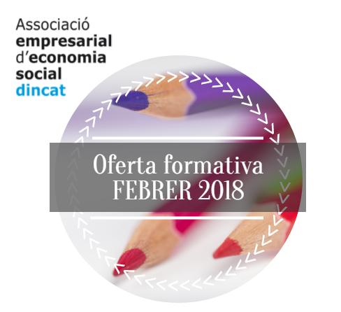 Nova oferta formativa Febrer 2018
