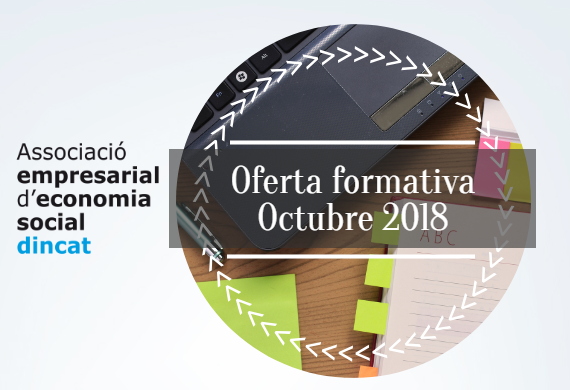 Nova oferta formativa octubre 2018