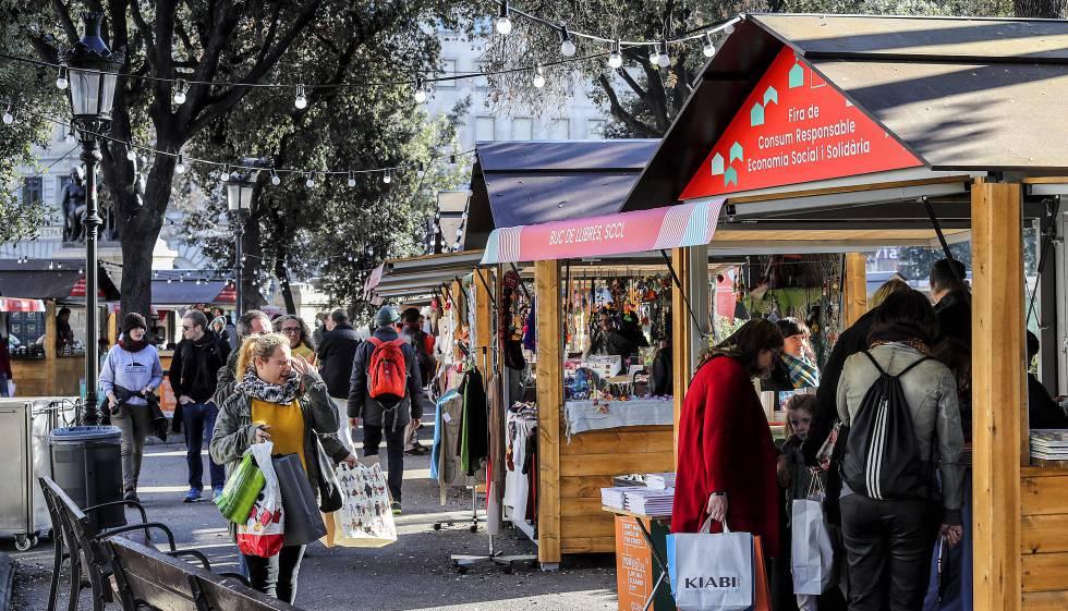 4a Fira de consum responsable i d'economia social i solidària a Barcelona