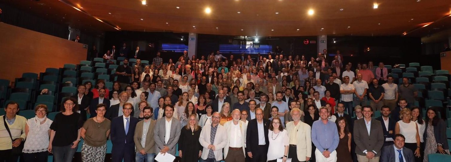 Presentació del Llibre Blanc per a la formació, ocupació i treball de les persones amb discapacitat i especials dificultats als centres especials de treball de Catalunya