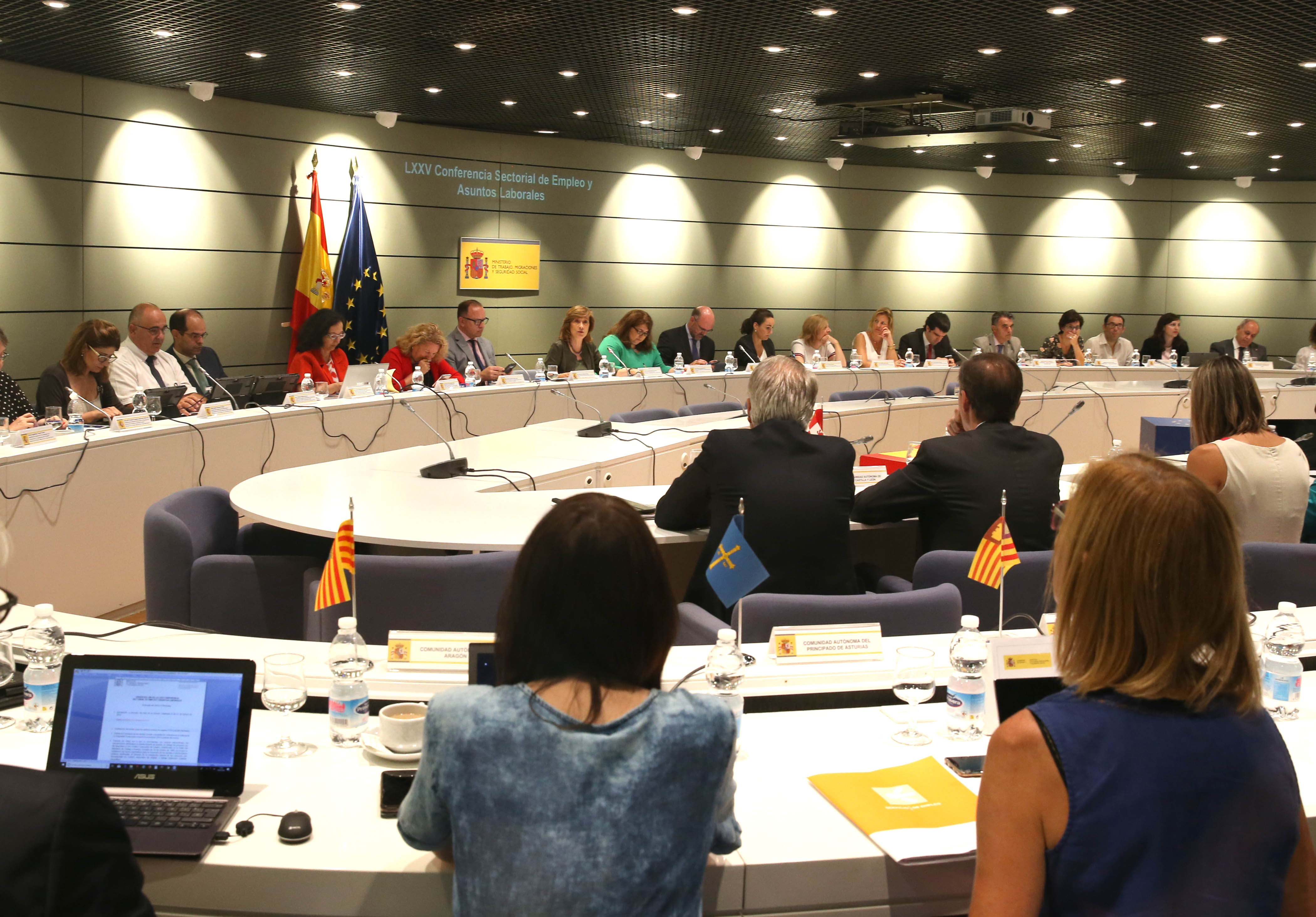 Govern i Comunitats Autònomes acorden la distribució dels 297 milions d'euros restants per les Polítiques Actives d'Ocupació de 2019