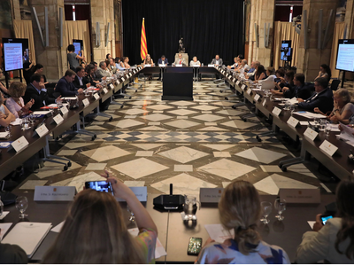 Es crea la Taula del Pacte Nacional pels drets de les persones amb discapacitat